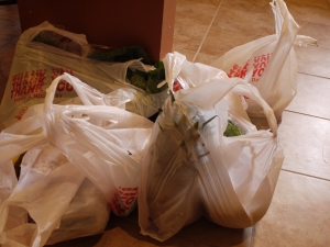 My Grocery bags