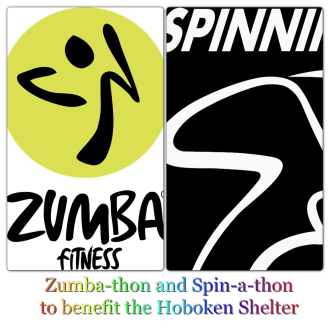 zumba and spin-a thon